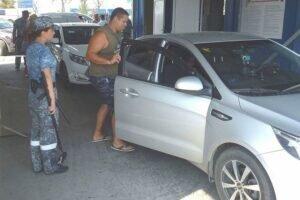 Житель Анапы пытался незаконно провезти оружие и патроны