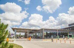 Аэропорт Анапа увеличил пассажиропоток на 12%