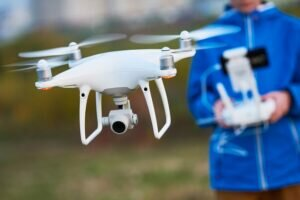 В Анапе юные разработчики показывают на что способны их дроны