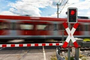Под Анапой на железнодорожном переезде будет затруднено движение